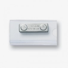 3560M - Transparante naambadges