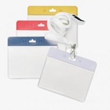 7040NK - Transparante badges